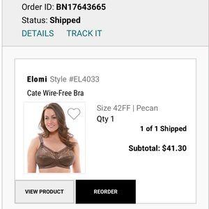 40e4281c4b Elomi Intimates   Sleepwear - ELOMI CATE WIRE-FREE BRA